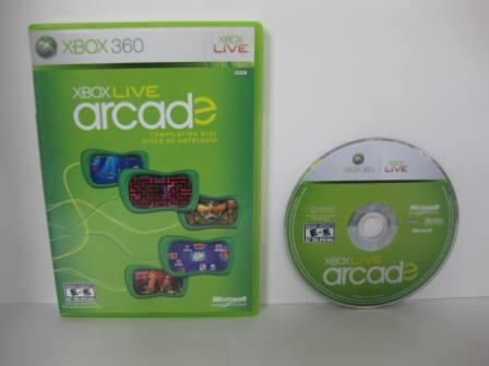 Xbox Live Arcade Compilation Disc - Xbox 360 Game